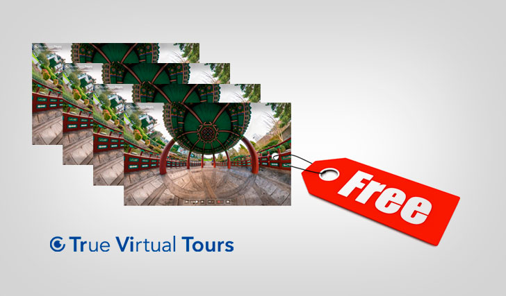 Free hosting for your 360° spherical panoramas