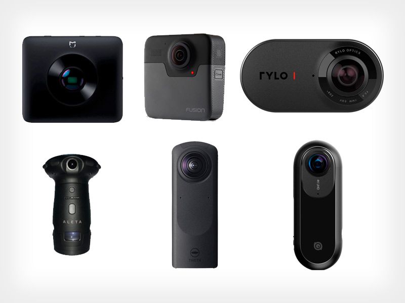Best 360 cameras 2019: cameras for 360 photo lover